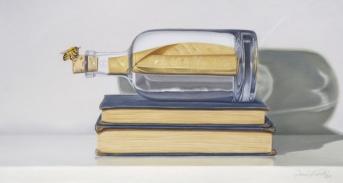 Honey Bee/Message in a bottle